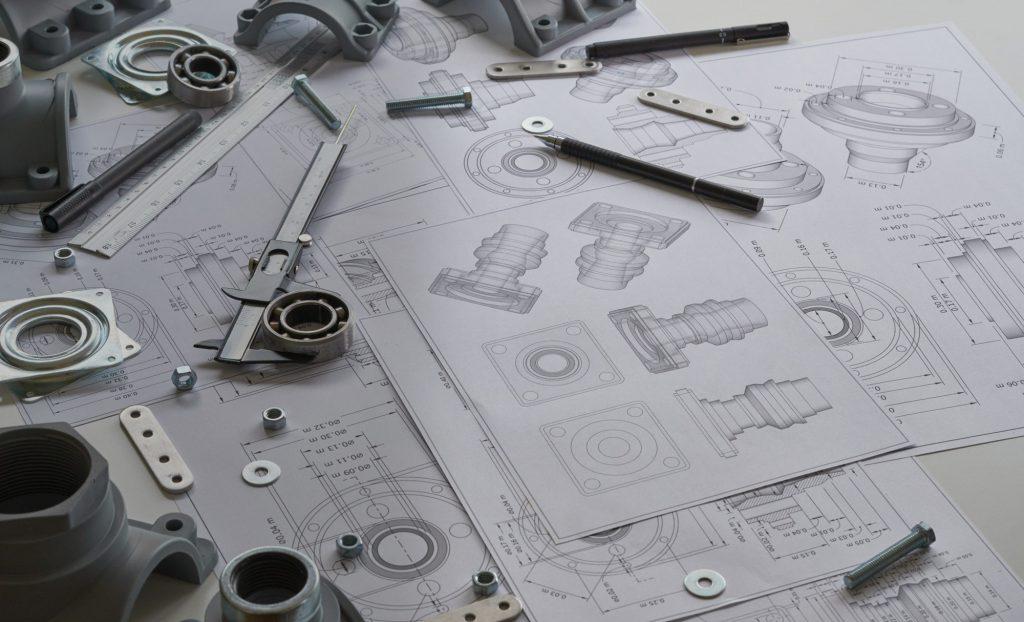 Konstruktionsbuero Maschinenbau